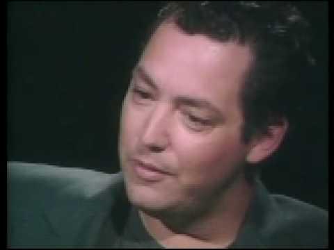 Skip E. Lowe talks to Dodd Darin, son of Bobby Darin