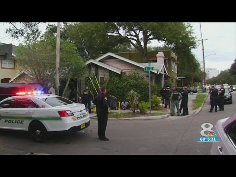 Police shut down crack house in St. Pete