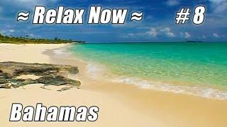 CARIBBEAN PARADISE - ROSE ISLAND near Nassau, Bahamas #8 Beaches Ocean Waves Best Beach Resorts trip