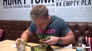 Comendo o Hamburguer Mais Caro Do Mundo (6000$)  Furious Pete Brasil