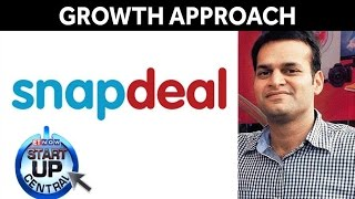 Rohit Bansal Talks About Snapdeal's Growth Approach | ET Now Startup Central