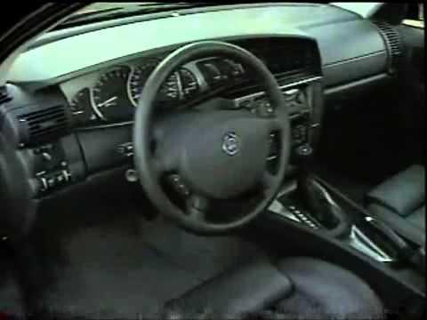 MW 2000  Cadillac Catera Sport & Steinmetz Concept Road Test