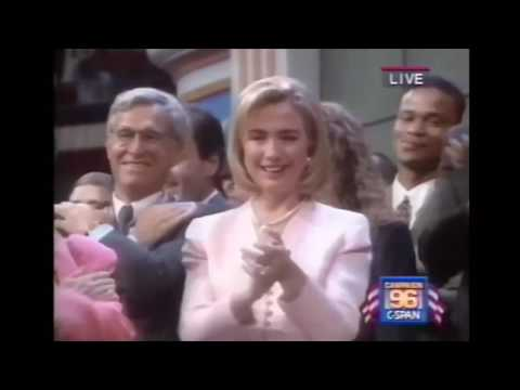 That One Time In 1996 Everyone At The DNC Did The 'Macarena'
