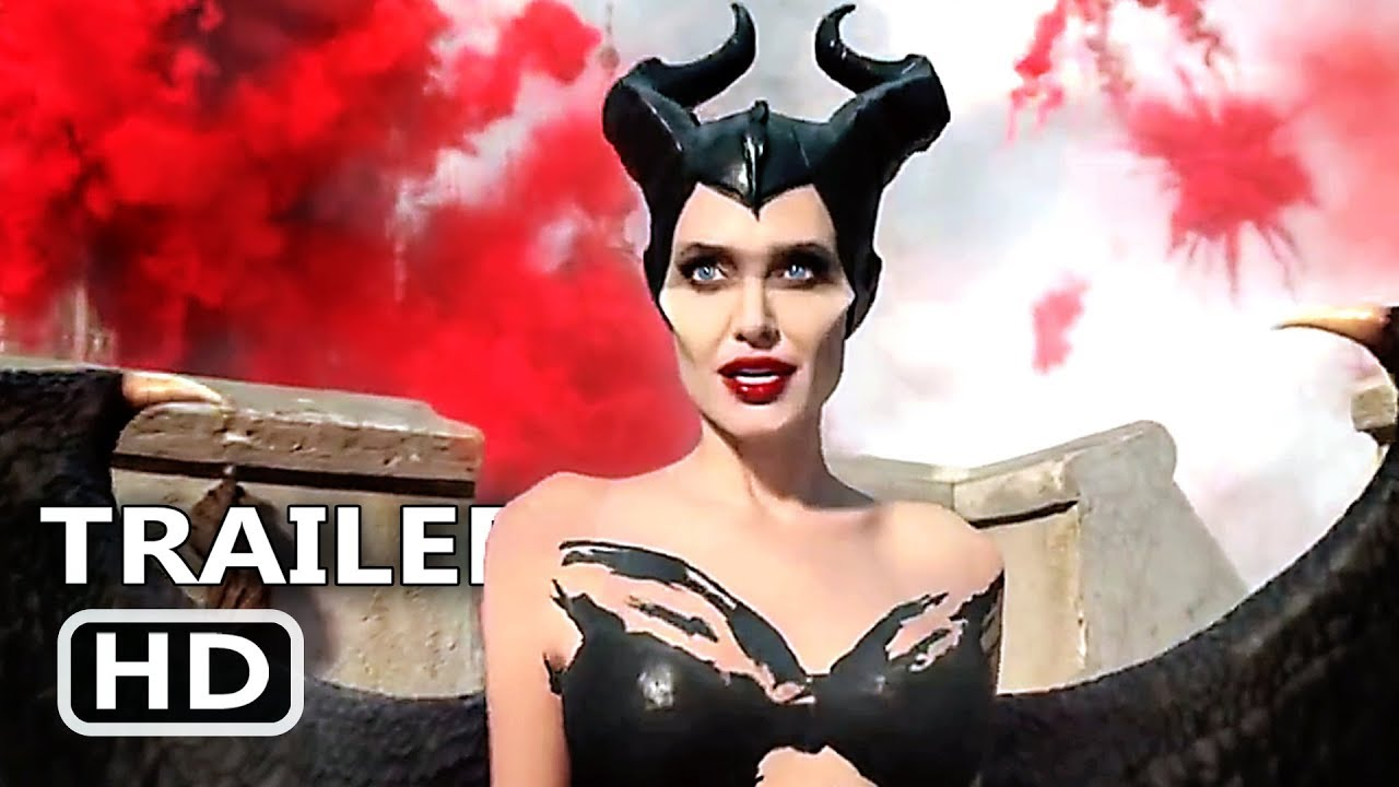 Maleficent 2 Official Trailer 2019 Angelina Jolie Mistress Of Evil Movie Hd