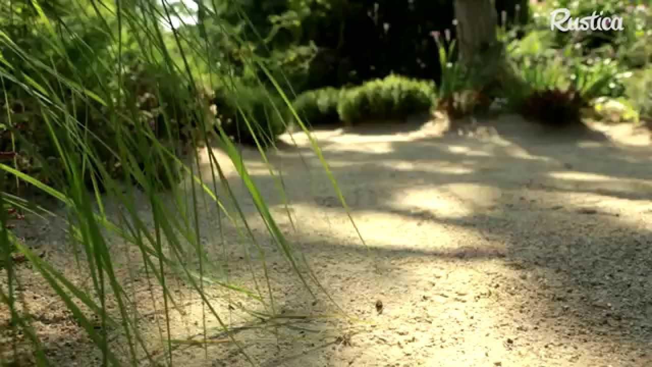 dalles, pavés ou sable, choisir un revêtement minéral - youtube