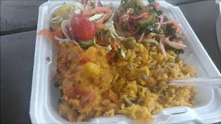 Food From The Pittsburgh Caribbean Festival