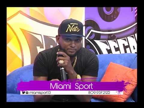 Mosquito muestra lo nuevo de MIami Sport ESCALA TV