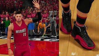 Flu Games in Chicago!! - NBA 2k16 My Career Ep.20