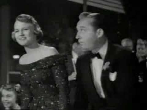 """BING CROSBY"" and ""PEGGY LEE"" Sing ""LIFE IS SO PECULIAR"""