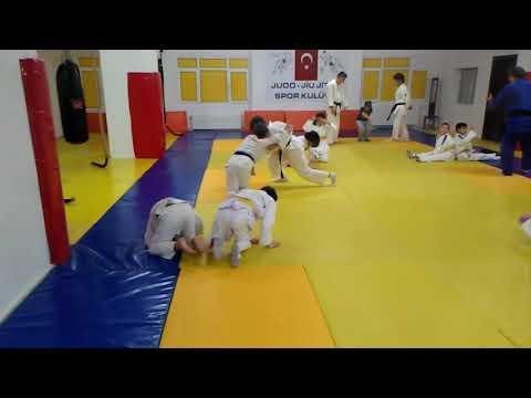 Çankaya Judo Jiu Jitsu Spor Klubü Judo Antrenman Görüntüleri