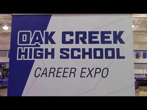 Oak Creek High School Career Fair 2018