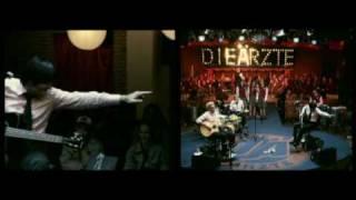 Die Ärzte -  Die Banane / Komm zurück   (Unplugged!)