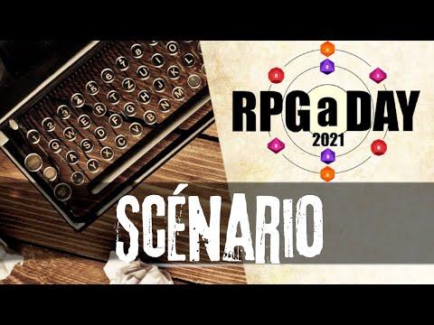 Scénario linéaire, scénario bac à sable (RPG a Day #1)