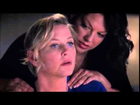 Callie and Arizona moments - 11.05