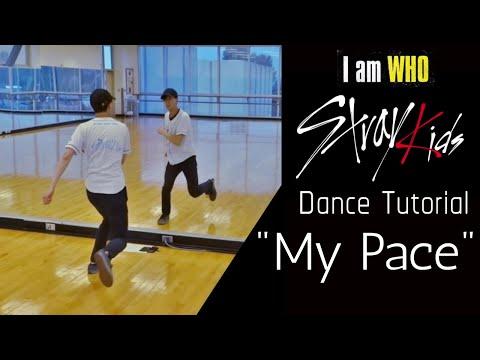 Stray Kids My Pace Dance Tutorial (Intro, Pre-chorus, Chorus, Post-chorus, Hyunjin's Verse 2)