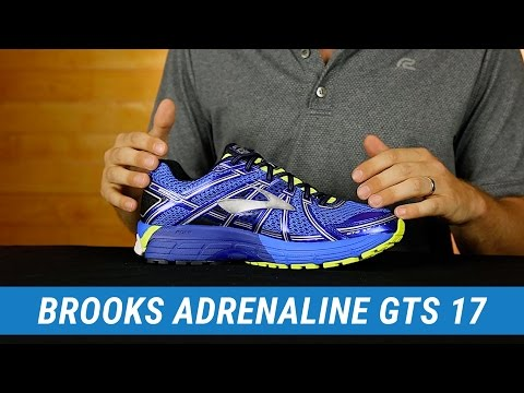 Brooks Adrenaline GTS 17 | Men's Fit Expert Review YouTube