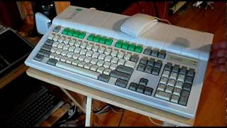 Acorn Archimedes A3010 System Review