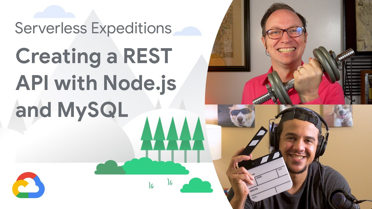 Creating a REST API with Node.js and MySQL