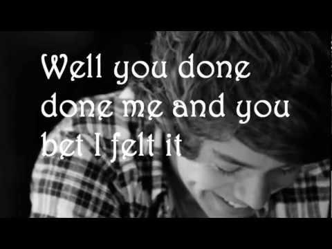 Harry Styles - I'm Yours ❤ One Direction Cover - Lyrics - Testo ❤