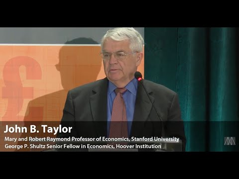 John B. Taylor's Keynote Adress: Monetary Rules for a Post-Crisis World