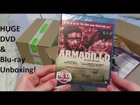 Download Another Huge DVD/Blu-ray Unboxing