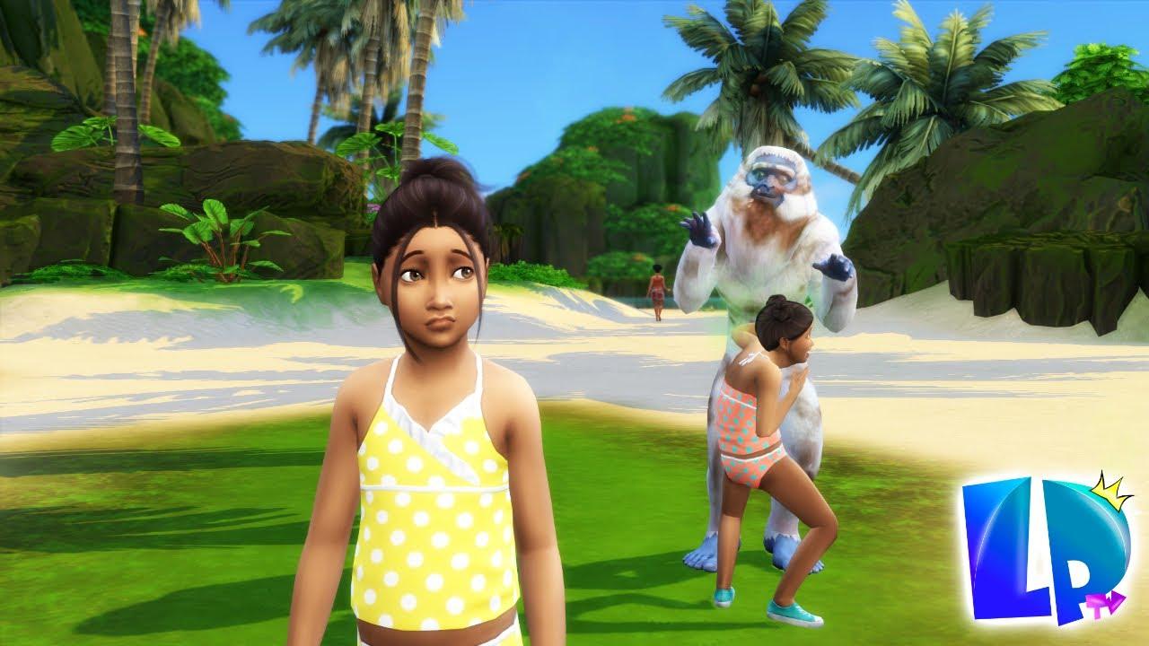 Download Rodzinka Barbie w Simsach. Przygoda na plaży zYeti. Odc.1