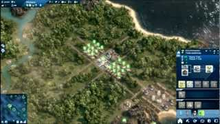 Let's Play Anno 2070 - Continuous Game - Part 1 - Eco's