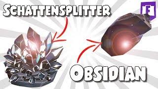 Schattensplitter UND Obsidian ✨➤ Fortnite Rette die Welt #62 • Deutsch • Sharx