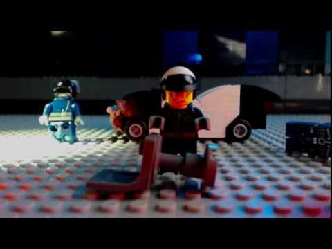 The LEGO Movie (Fan Made Stop Motion Trailer)
