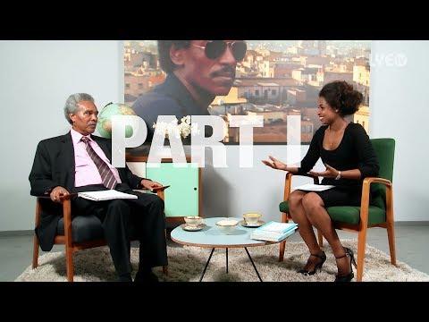 LYE.tv - Weini Sulieman Presents #18- Legendary Artist Negusse Haile Mens'ai- Eritrean TalkShow 2017