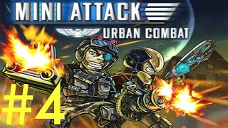 Mini Attack: Urban Combat gameplay walkthrough (4)