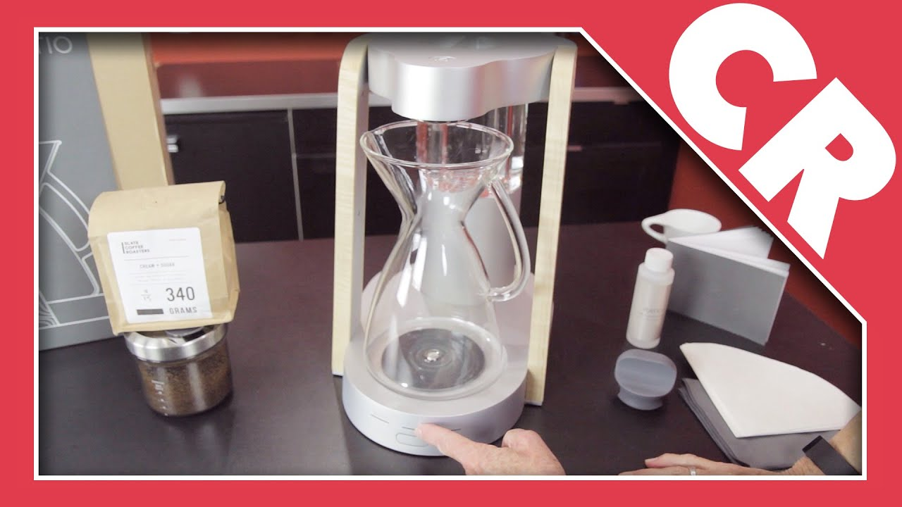 Ratio 8 Coffee Maker Review : Ratio Eight Edition Coffee Maker Crew Review - YouTube