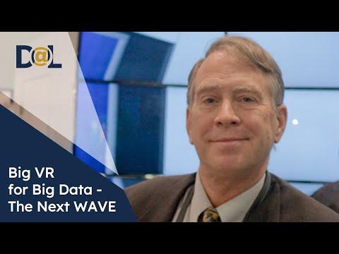 Design@Large: Tom Defanti: Big VR for Big Data- the Next WAVE