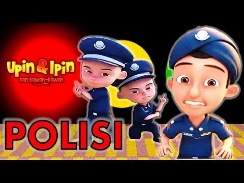 Upin Ipin - Polisi Nella Kharisma Parody Terbaru