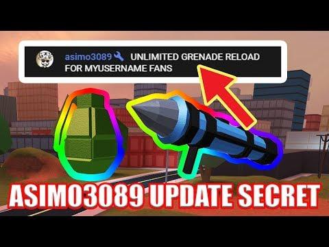 ASIMO3089 LEAKED NEW Jailbreak UPDATE FEATURE!   Roblox Jailbreak UPDATE TONIGHT