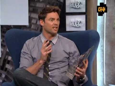 Star Trek   Karl Urban on Attack of the  2009