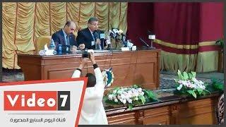 """بالفيديو.. وزير التعليم العالى:""""اللى هيدخل التعليم المفتوح هياخد دبلومة مش بكالريوس"""""""