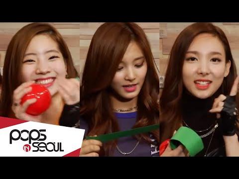Pops in Seoul - Pick & Talk  TWICE트와이스