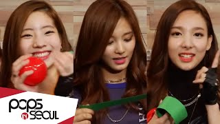 Pops in Seoul - Pick & Talk _ TWICE(트와이스)