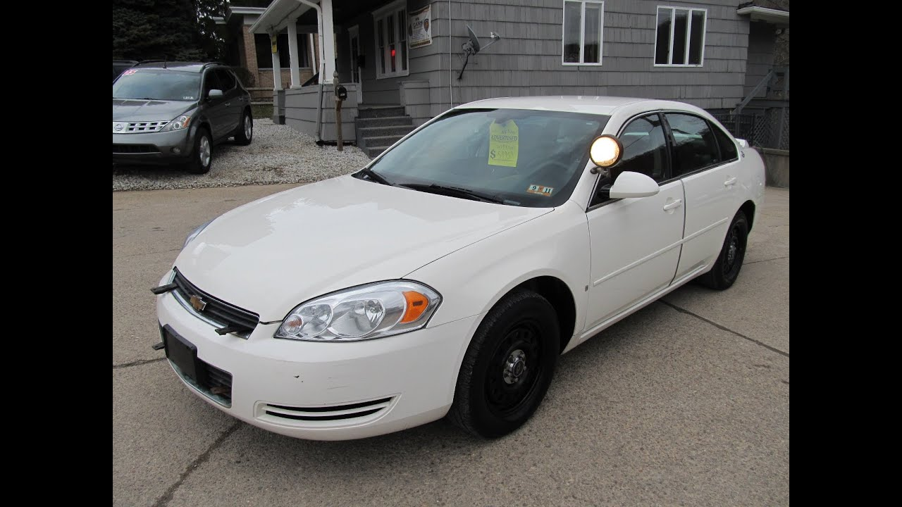 2006 chevrolet impala police 9c1 low miles elite auto outlet 2006 chevrolet impala police 9c1 low miles elite auto outlet bridgeport ohio youtube publicscrutiny Gallery