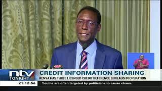 Information asymmetry limiting credit information sharing