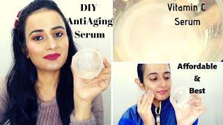 DIY Vitamin C Serum   Homemade AntiAging Serum   Affordable & Best   SWATI BHAMBRA