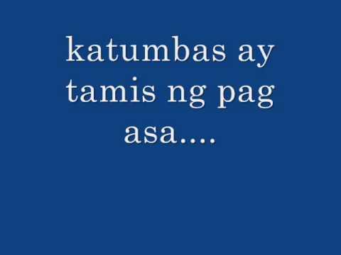 OPM Tunes: Asin - Kahapon At Pag-ibig