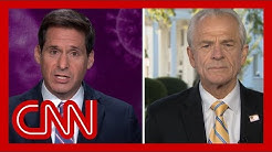 Berman to Navarro: Why are you qualified to weigh in on coronavirus treatments?