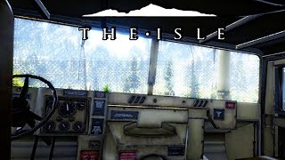 The Isle - FLYING TACO MOD IS HILARIOUS! HUMAN / CANNIBAL THEMED MAP ON THE WAY? ( Gameplay )