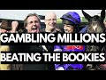 Harry Findlay on Gambling, How to beat the bookies & How he won Millions