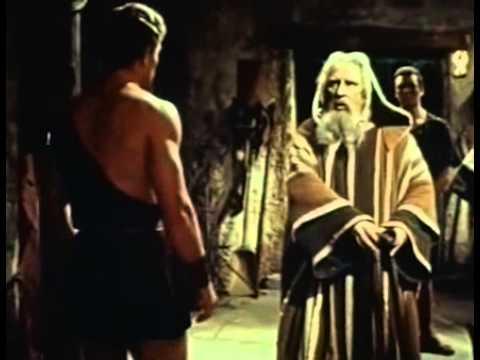 David and Goliath (1960) Trailer