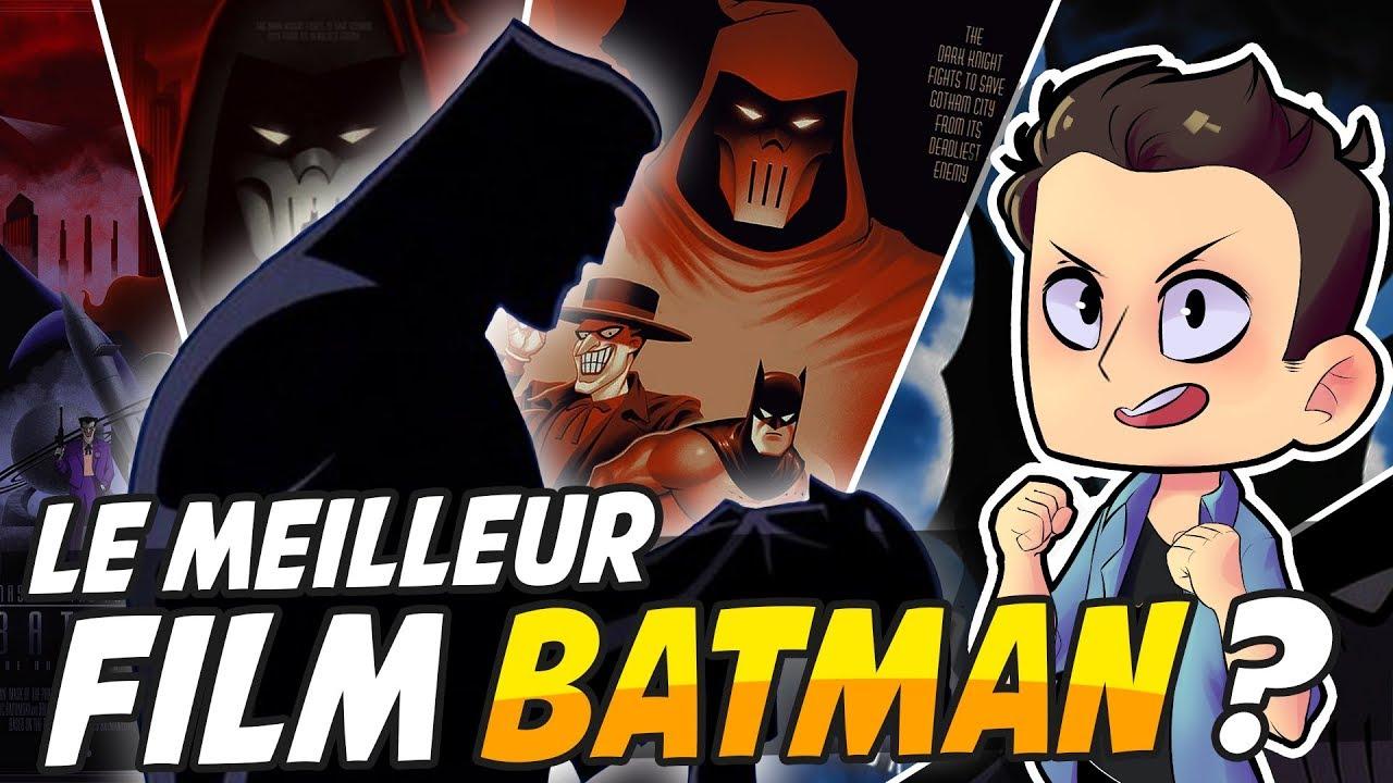 Download POURQUOI MASK OF THE PHANTASM EST LE MEILLEUR FILM BATMAN ?