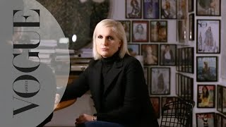 Vogue Greece: Interview with Maria Grazia Chiuri at Dior