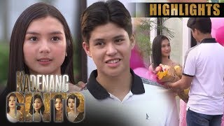 Kristoff (Kyle Echarri) thinks of surprising Cassie (Francine Diaz) on her birthday. (With Englis Subtitles) Subscribe to the ABS-CBN Entertainment channel!